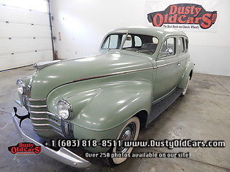 1940 Oldsmobile Other Runs Drives Great Body Interior VGood