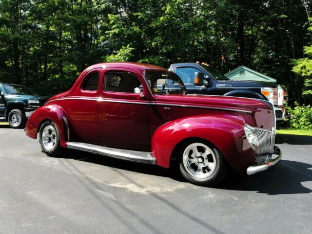 1940 Ford BUSINESS COUPE Hot Rod/ Street Rod/ Street Machine