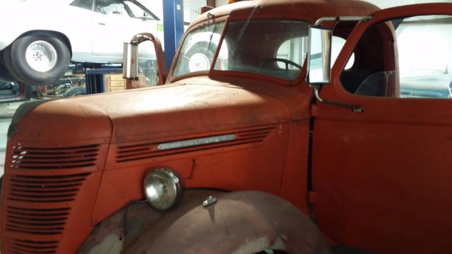 1940 International Harvester D2 1/2 ton pickup