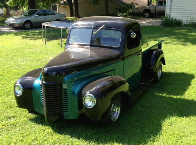 1940 International Harvester K2 Custom Street Rod