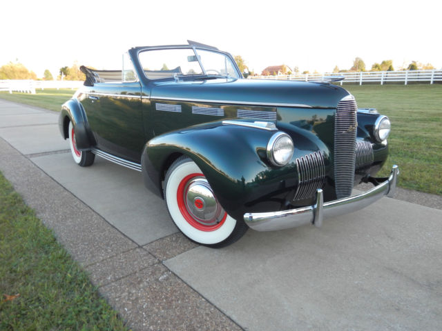 1940 Cadillac Other LaSalle