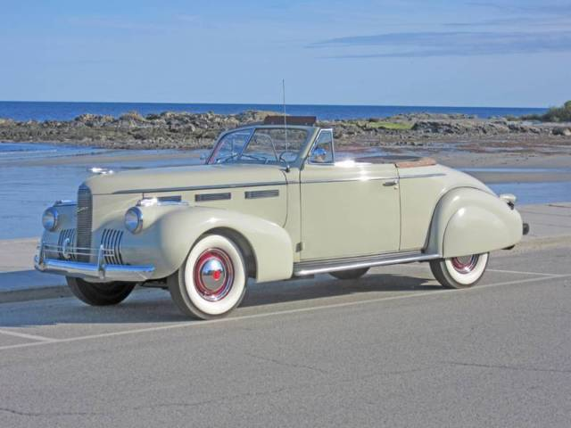 1940 Other Makes D50 2 Door Convertible