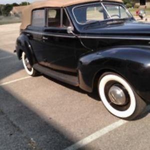 1940 mercury 4 door sedan for sale photos technical for 1940 mercury 4 door convertible