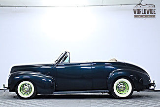 1940 Mercury Other Convertible Street Rod