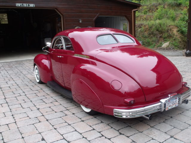 1940 Mercury coupe coupe