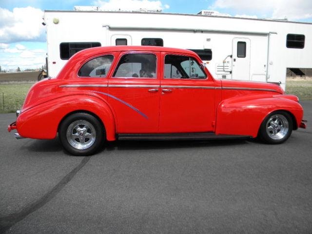 1940 oldsmobile 4 door sedan street rod hot rod for sale for 1940 oldsmobile 4 door sedan