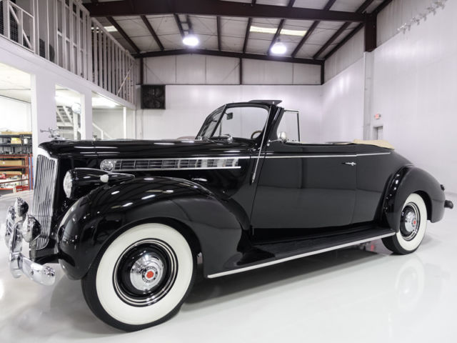 1940 Packard Model 1800 Convertible