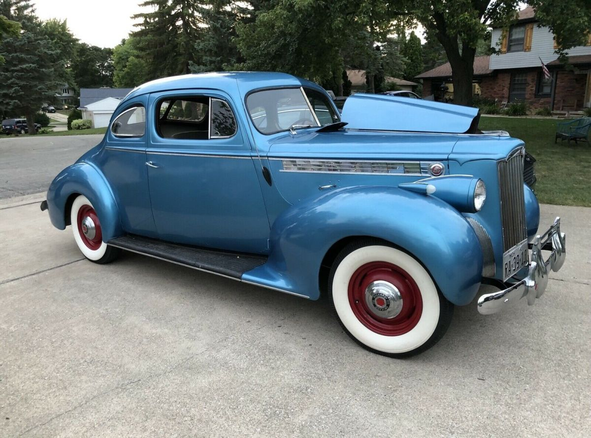 1940 Packard Business Coupe 110