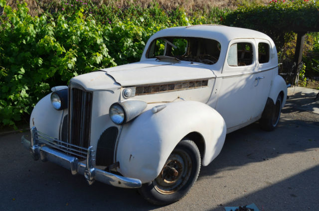 1940 Packard 120 Four-Door Club Sdean