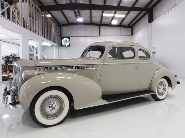 1940 Packard One-Twenty Club Coupe, READY TO BE SHOWN & DRIVEN!