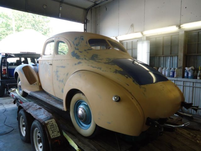 1940 Packard Rumble Seat Coupe For Sale Photos Technical Specifications Description