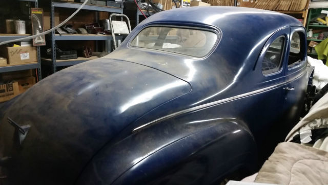 1940 Plymouth Coupe For Sale  Photos  Technical