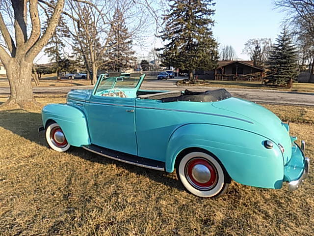 1940 Plymouth Other Deluxe Convertible