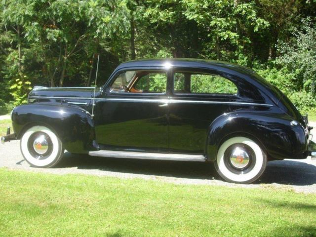 1940 Plymouth Other 2 Door Coupe