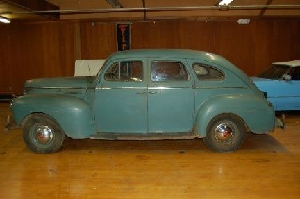 1940 Plymouth Other Deluxe