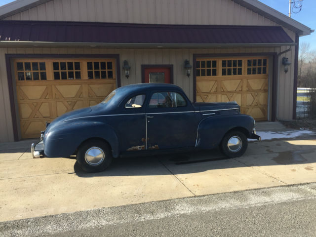 1940 Plymouth Other