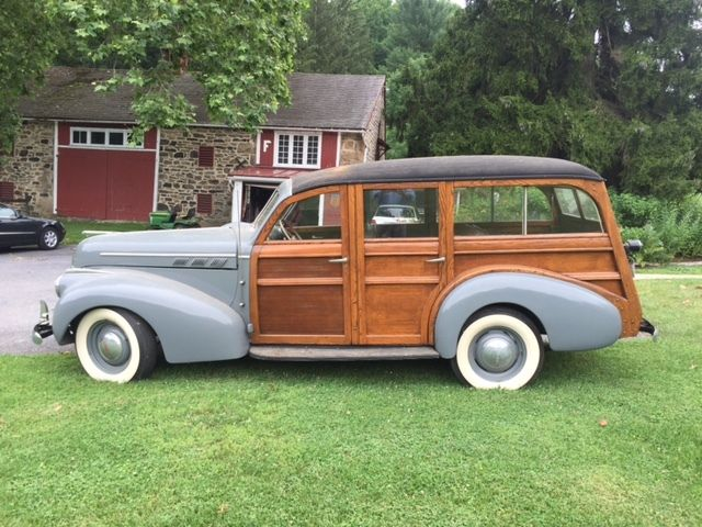 1940 Pontiac Other Woody