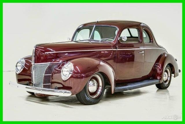 1940 Ford Deluxe Streetrod Deluxe
