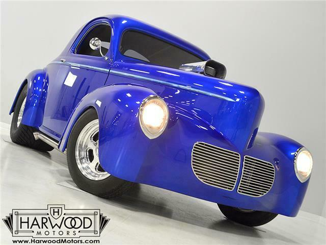 1940 Willys Coupe --