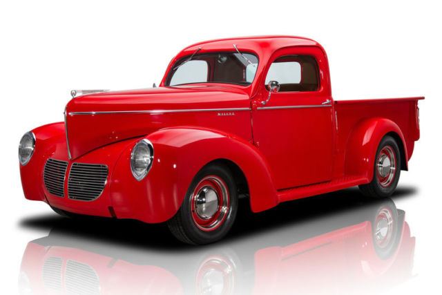 1940 Willys Pickup --