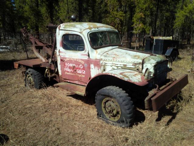 1940 Dodge Power Wagon