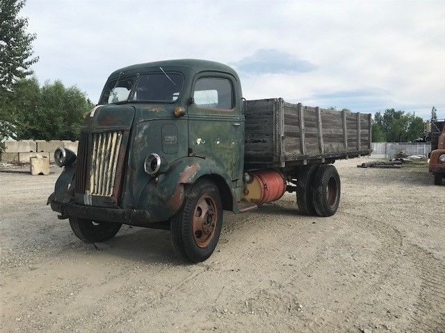 1941 Ford 1 1/2 Ton COE Flatbed NO RESERVE!!!