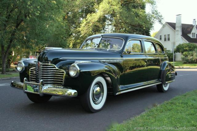 1941 Buick 90 Limited Touring Sedan - SPECTACULAR!