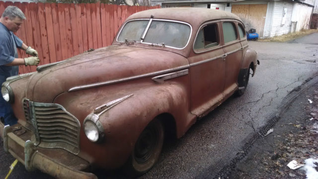 1941 buick special 4 door 248 fireball for sale photos for 1941 buick 4 door sedan