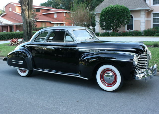 1941 Buick Super Coupe For Sale Photos Technical