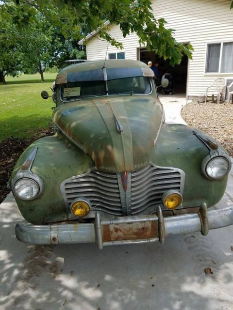 1941 Buick Super Eight