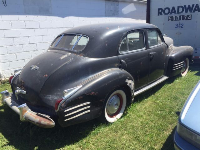 1941 Cadillac 6219 Deluxe