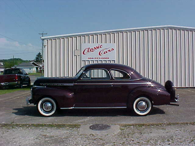 1941 Chevrolet Other CHEV   COUPE
