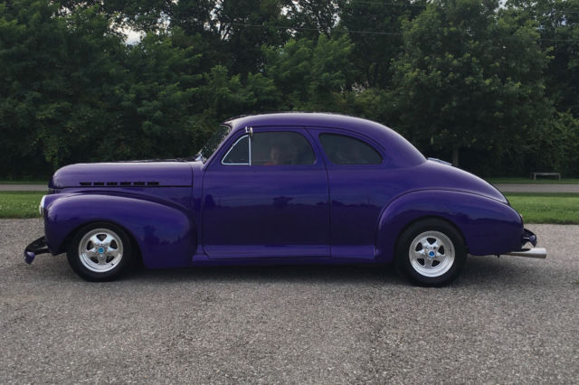 1941 Chevrolet Coupe Street Rod For Sale Photos