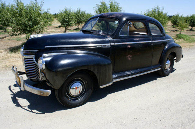 1941 Chevrolet Other Master DeLuxe, All original, Daily Driver