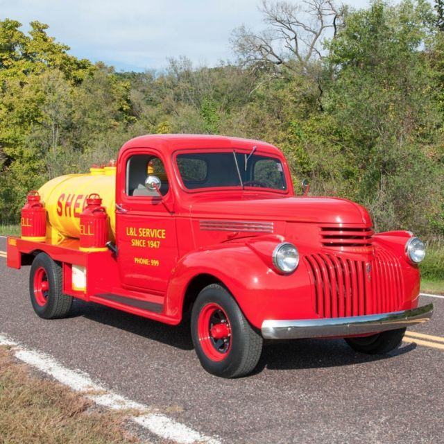 1941 Chevrolet Other Pickups AK 3/4 Ton City Delivery Truck