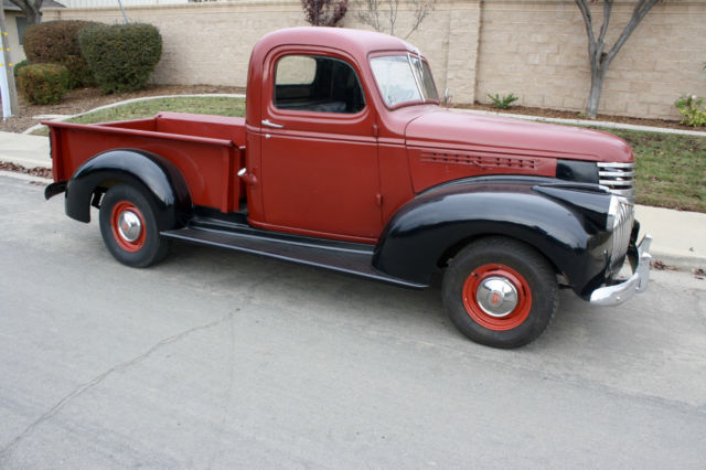 1941 Chevrolet Other Pickups 3100, Half Ton, Original Truck