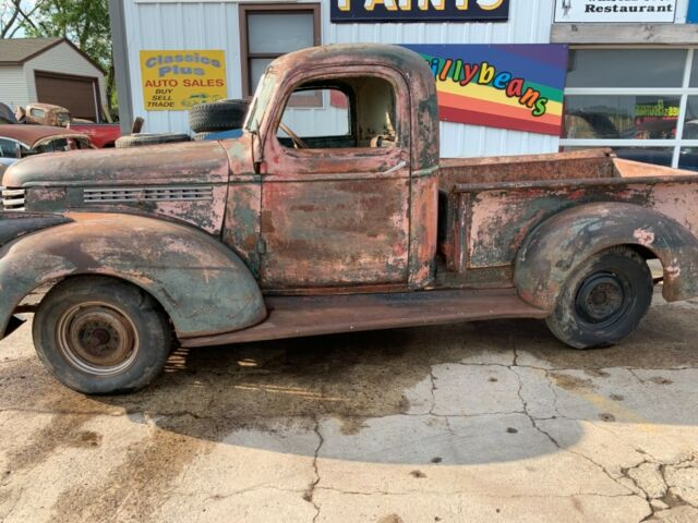 1941 Chevrolet Other Pickups NA