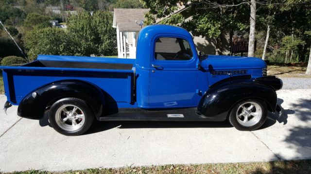 1941 Chevrolet Other Pickups Std Pickup