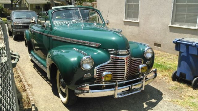 1941 Chevy Convertible 1937 1938 1939 1947 1948 for sale