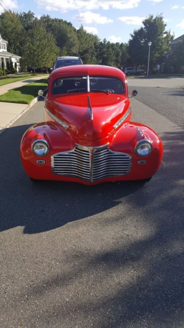 1941 Chevy Deluxe Chopped Coupe for sale: photos, technical