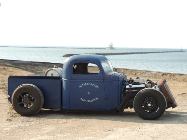 1941 Chevy Rat Rod Truck Hot Rod For Sale Photos