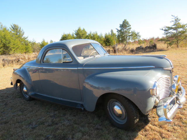 1941 Dodge Other business coupe