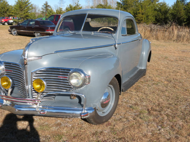 1941 dodge business coupe for sale pictures to pin on for 1941 chrysler royal 3 window coupe