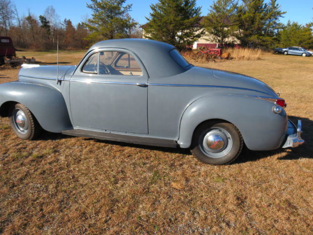 Image gallery 1941 dodge coupe for 1941 chrysler royal 3 window coupe