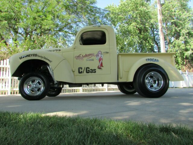 1941 Dodge Other Pickups STRAIGHT AXLE GASSER