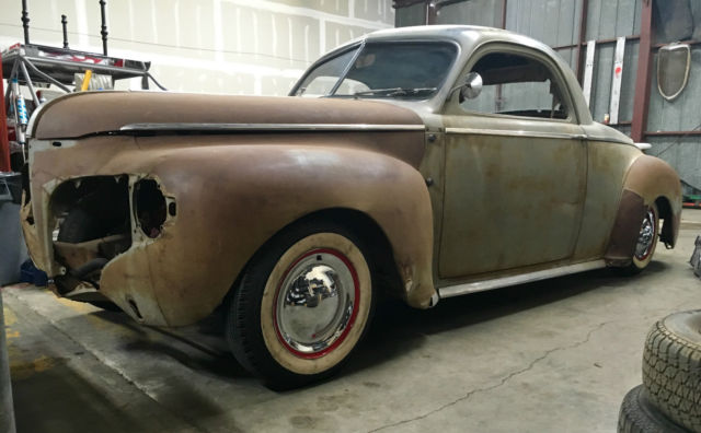 1941 Dodge Luxury Liner  Luxury Liner