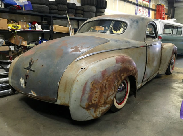 1941 dodge luxury liner 3 window business coupe custom for for 1941 chrysler royal 3 window coupe