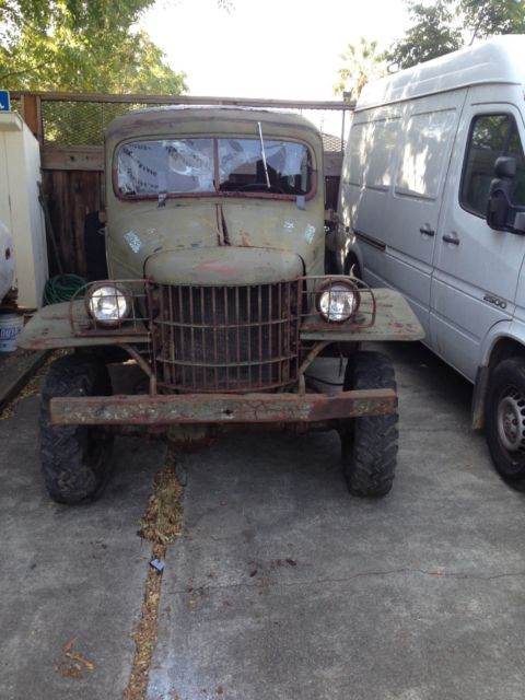 1941 Dodge Power Wagon Carryall WC-53 for sale: photos ...