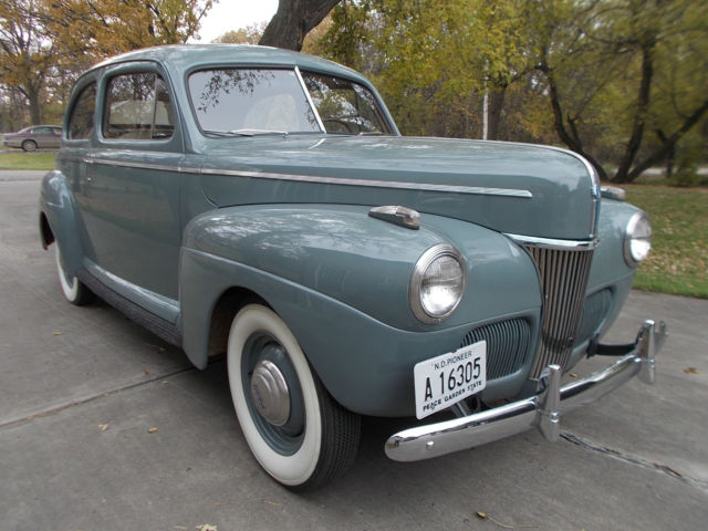 1941 ford 2 door sedan flathead v 8 very nice driver for for 1941 ford 4 door