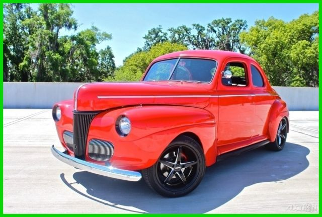 1941 Ford Coupe 5-Window Custom Coupe / Police Interceptor 4.6L V8